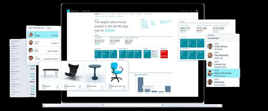 Microsoft-Dynamics-365-Business-Central